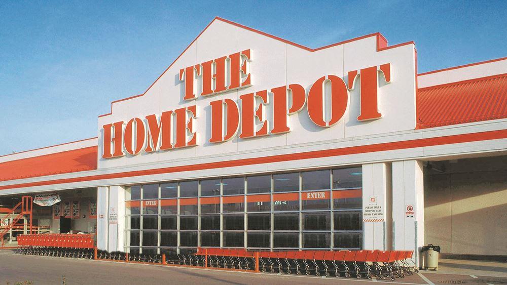 Home Depot: Ξεπέρασαν τις εκτιμήσεις των αναλυτών κέρδη και πωλήσεις