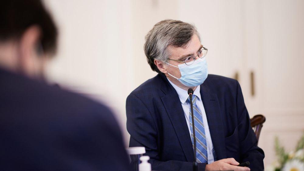 Σ. Τσιόδρας: Θα χρειαστούμε 3-4 χρόνια μετά την πανδημία για να αντιμετωπίσουμε τις επιπτώσεις της