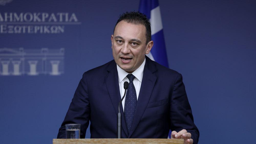 Κ. Βλάσης: Η Ελλάδα στέκεται εμπράκτως στους πολίτες του Λιβάνου