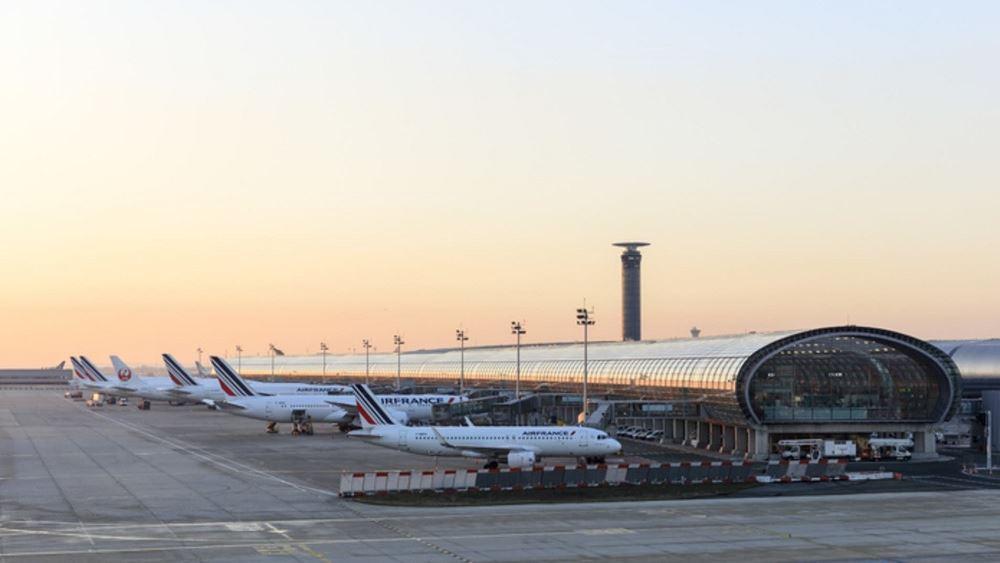"""Γαλλία: Το 2020 ήταν """"καταστροφή"""" για τα αεροδρόμια, με πτώση της κίνησης κατά 67,3%"""