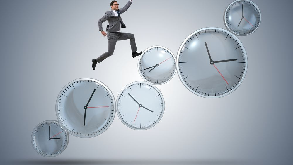 Πώς τα πάτε με τη διαχείριση του χρόνου σας;