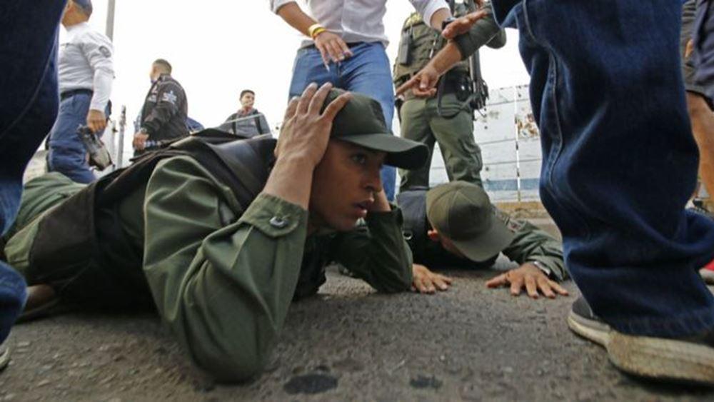 Βενεζουέλα: Μάχες ανάμεσα στον στρατό και μέλη ένοπλης οργάνωσης της Κολομβίας
