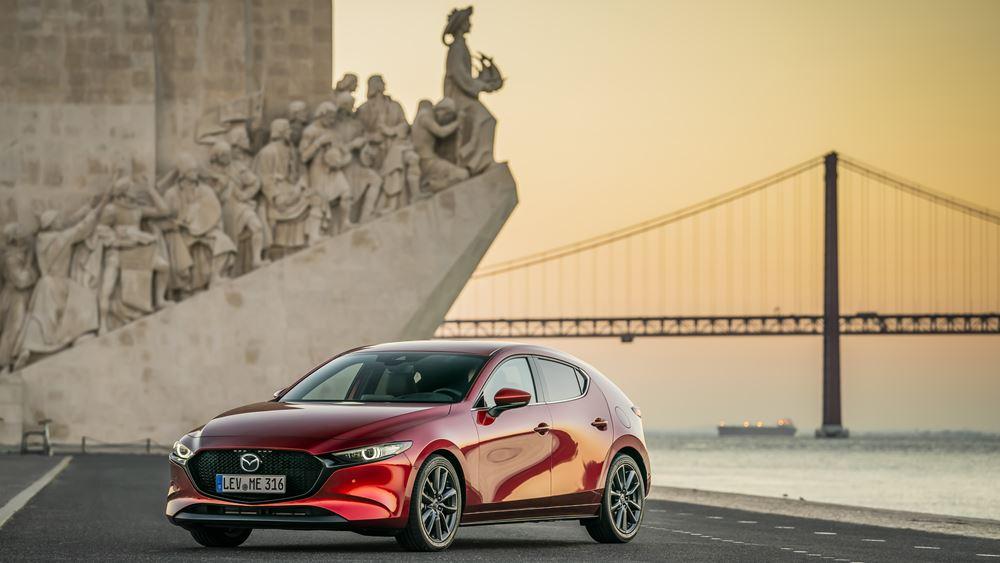 Νέα έκδοση για το Mazda 3