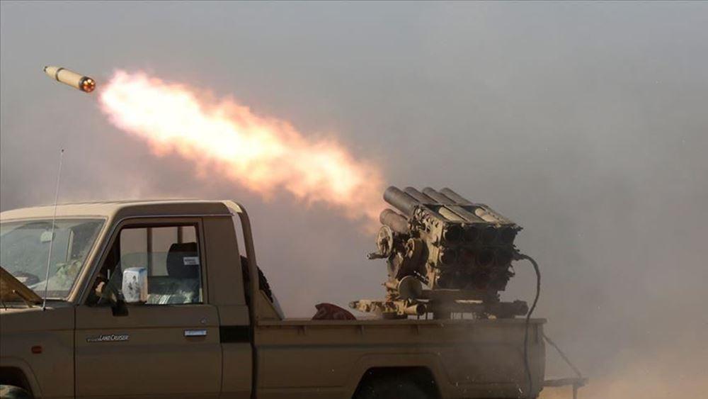 Ιράκ: Δέκα ρουκέτες έπληξαν βάση που φιλοξενεί Αμερικανούς