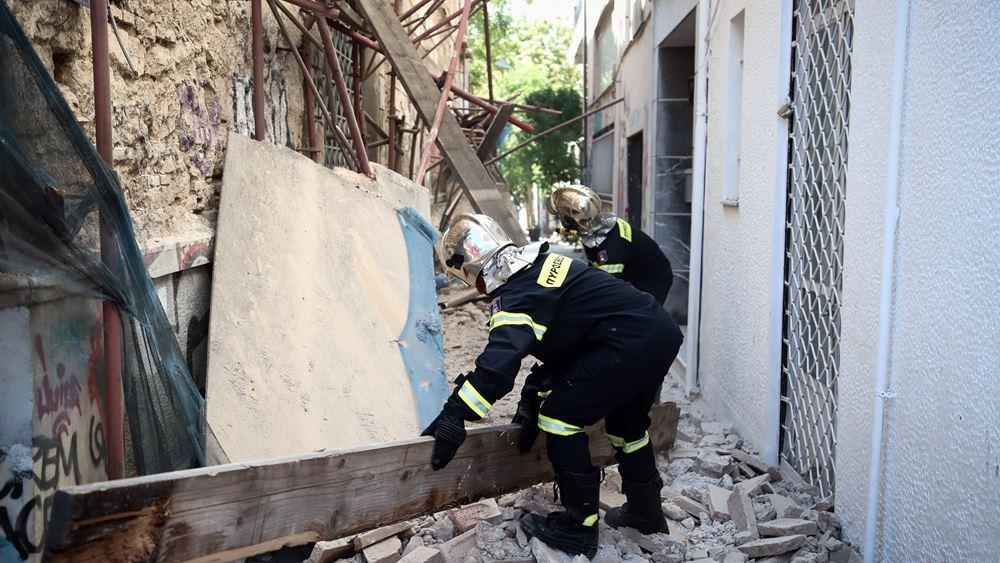 Δήμος Αθηναίων: Συνεχίζονται οι έλεγχοι για τυχόν ζημιές από τον σεισμό