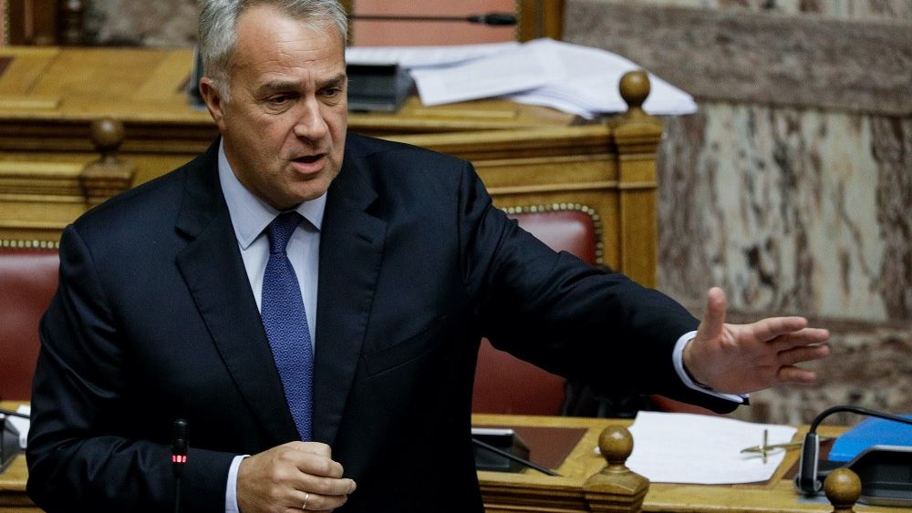 Μ. Βορίδης: O νέος προϋπολογισμός σηματοδοτεί την αλλαγή του ιδεολογικού προτύπου