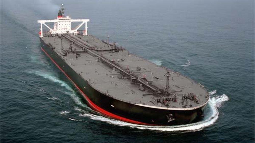 Ελληνικό πλοίο έφερε στην Ευρώπη το πρώτο VLCC φορτίο αμερικανικού shale oil