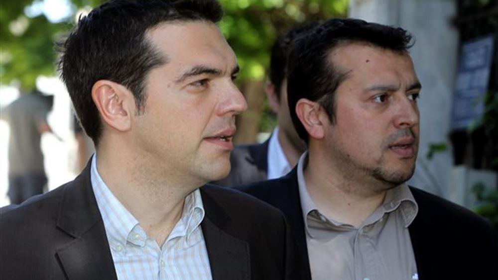 """Τσίπρας και Κ.Ο  ΣΥΡΙΖΑ """"πήραν"""" πάνω τους τον Νίκο Παππά- Όλο το παρασκήνιο της συνεδρίασης"""
