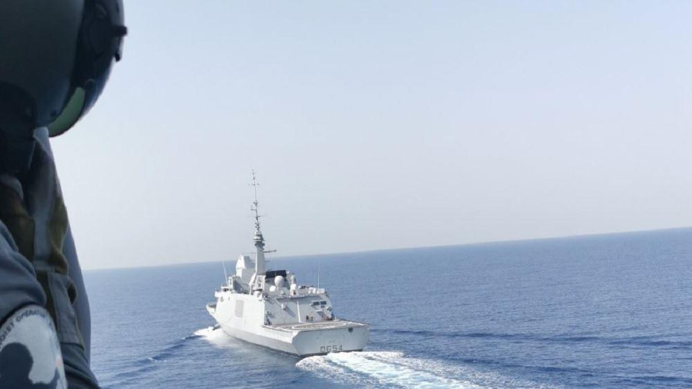 Κύπρος: Διεθνής αεροναυτική άσκηση έρευνας - διάσωσης με συμμετοχή Ελλάδας και Γαλλίας