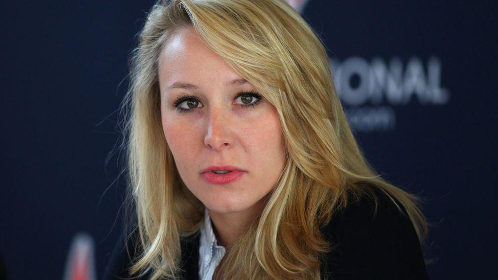 Η ανιψιά της Μαρίν Λεπέν, Μαριόν Μαρεσάλ, πιστεύει ότι στο μέλλον θα βρεθεί στην εξουσία
