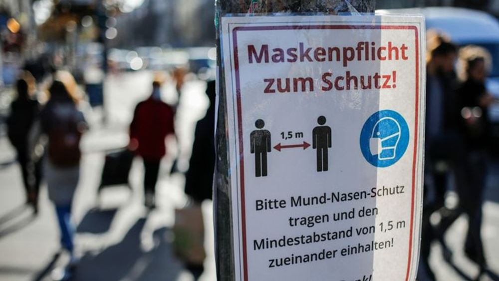 Γερμανία: Καταγράφηκαν 982 νεκροί εξαιτίας της COVID-19 σε 24 ώρες