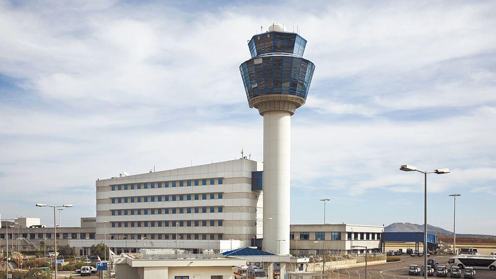 ΥΠΑ: Αύξηση 5,1% στην κίνηση των ελληνικών αεροδρομίων