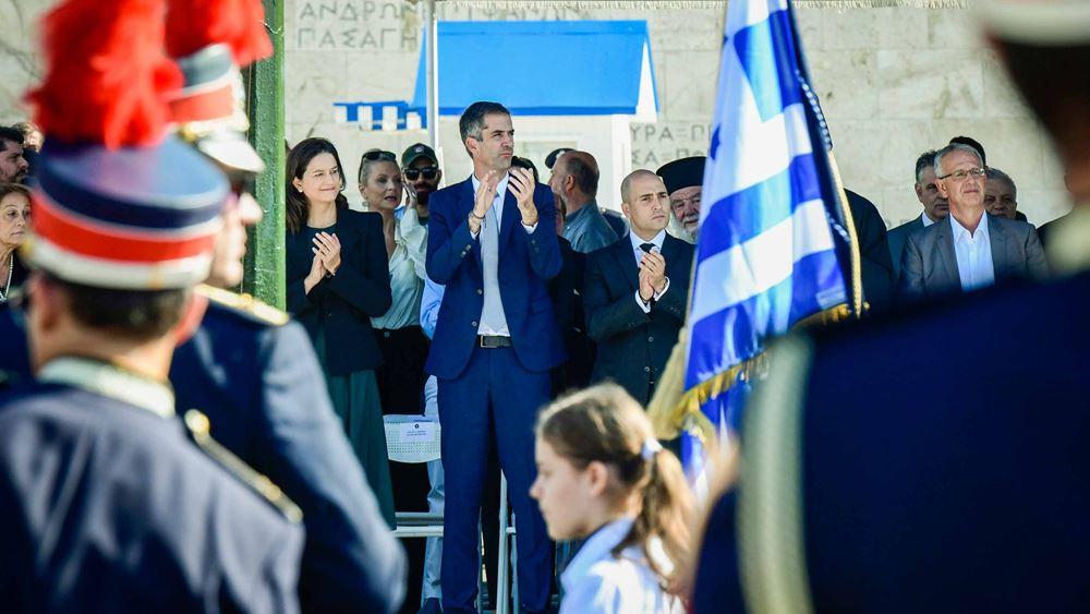 Κ. Μπακογιάννης: Να διασφαλίσουμε στα παιδιά μας μια πόλη που να τους αξίζει