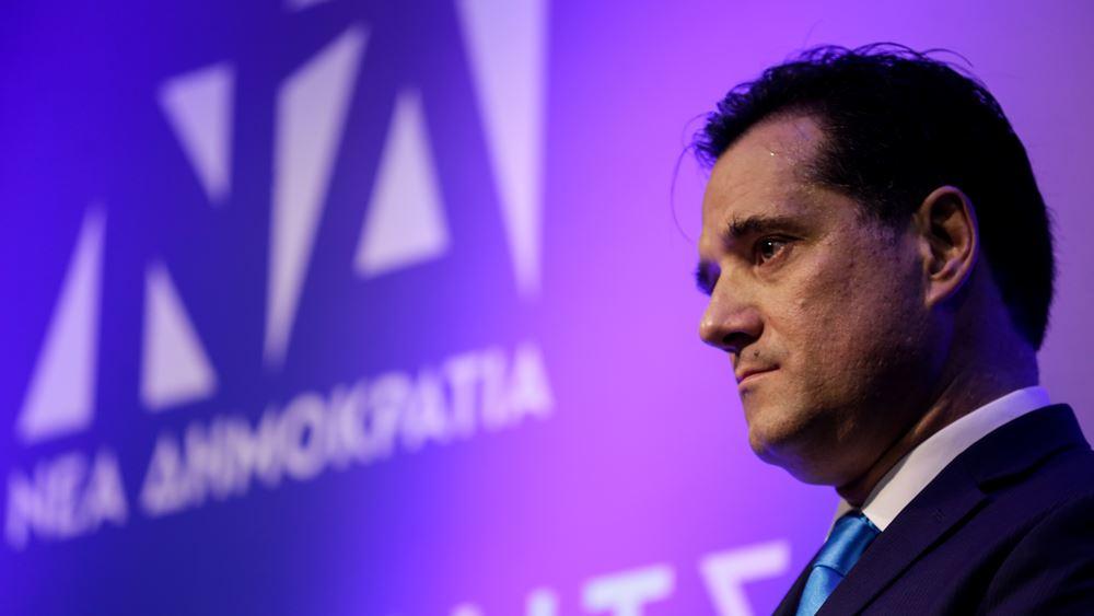Άδ. Γεωργιάδης: Το Πάσχα πιθανή περίοδος για να ανοίξει η εστίαση σε εξωτερικούς χώρους