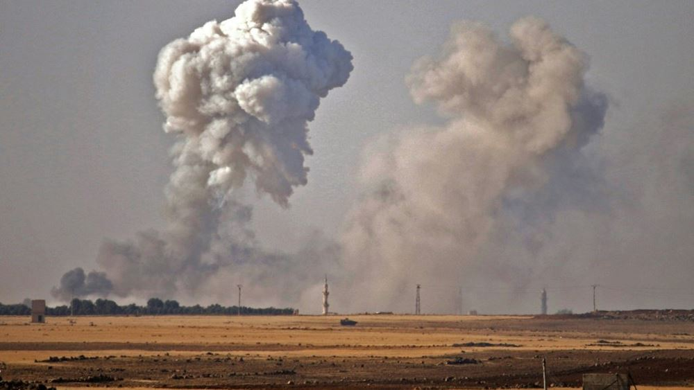 Ρωσία και Κίνα έθεσαν βέτο στο ψήφισμα για κατάπαυση πυρός στην Ιντλίμπ