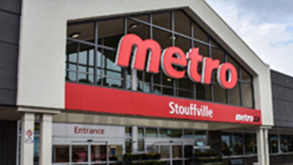 Metro Inc: Αυξήθηκαν στο δ΄ τρίμηνο κέρδη και πωλήσεις