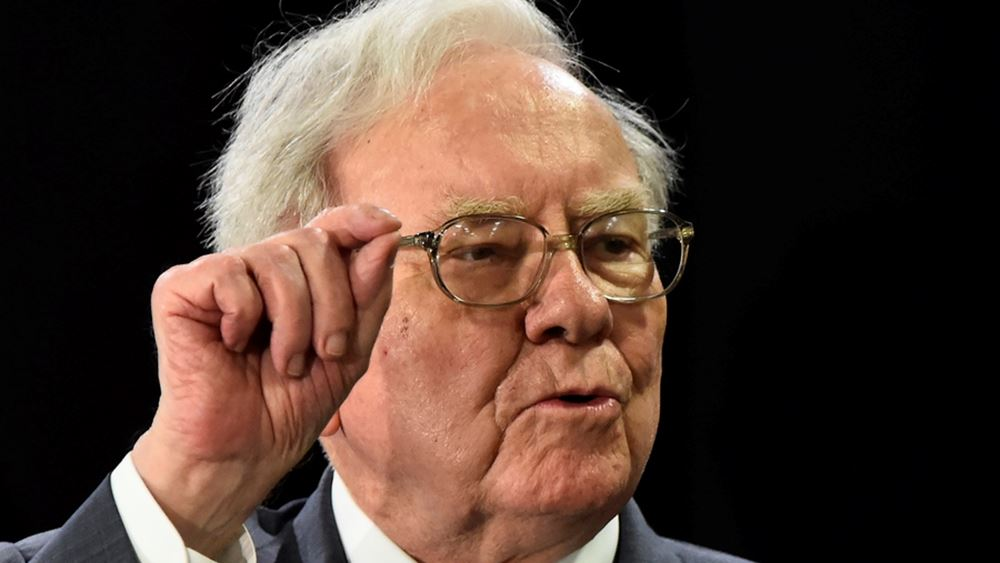 Γ. Μπάφετ: Επαναγόρασε μετοχές αξίας 24,7 δισ. δολαρίων