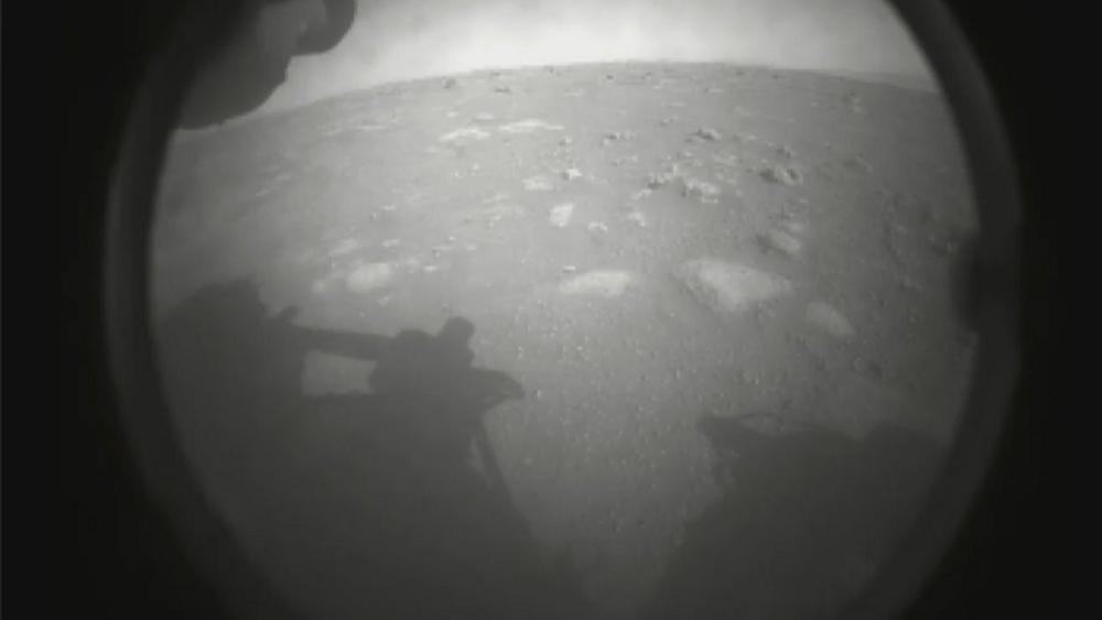 Ιστορική στιγμή: Προσεδαφίστηκε στον Άρη το Perseverance της NASA