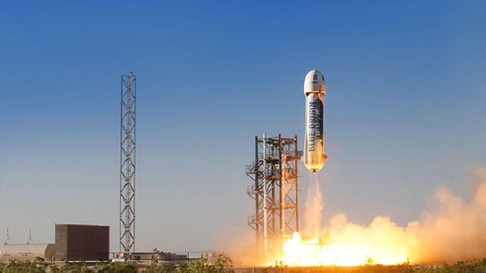 Blue Origin: Έχει πουλήσει ήδη εισιτήρια αξίας $100 εκατ. για διαστημικές πτήσεις