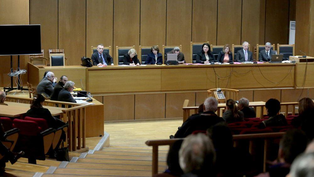 Ιστορική καταδίκη της Χρυσής Αυγής - Ένοχα τα πολιτικά στελέχη της για εγκληματική  οργάνωση