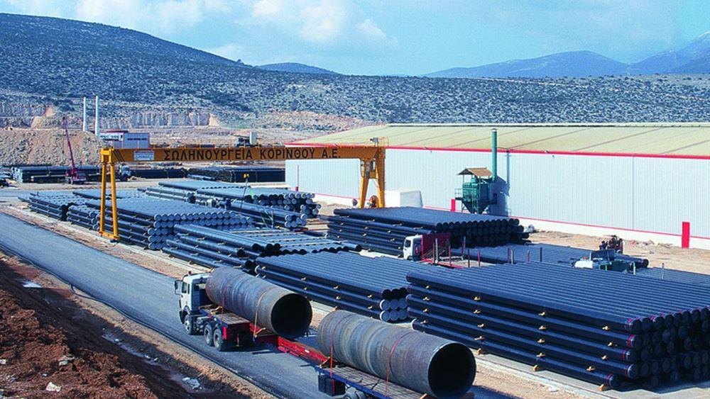 Την παραγωγή σωλήνων για το έργο Colibri της Shell ανέλαβε η Σωληνουργεία Κορίνθου