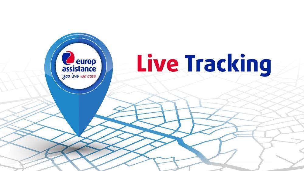 Live tracking των οχημάτων βοηθείας της Europ Assistance Greece με την υπηρεσία COSMOTE Fleet Tracker