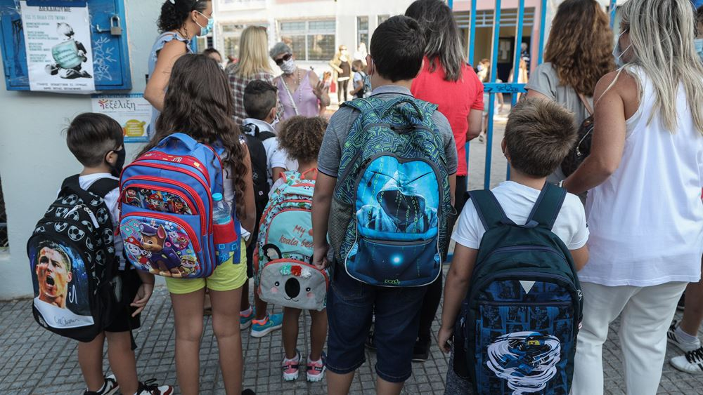 Δημοσιεύτηκε η ΚΥΑ για το άνοιγμα των σχολείων