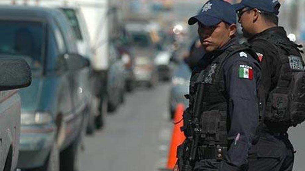 Μεξικό: Πέντε αστυνομικοί δολοφονήθηκαν σε ενέδρα στην Πολιτεία Οαχάκα