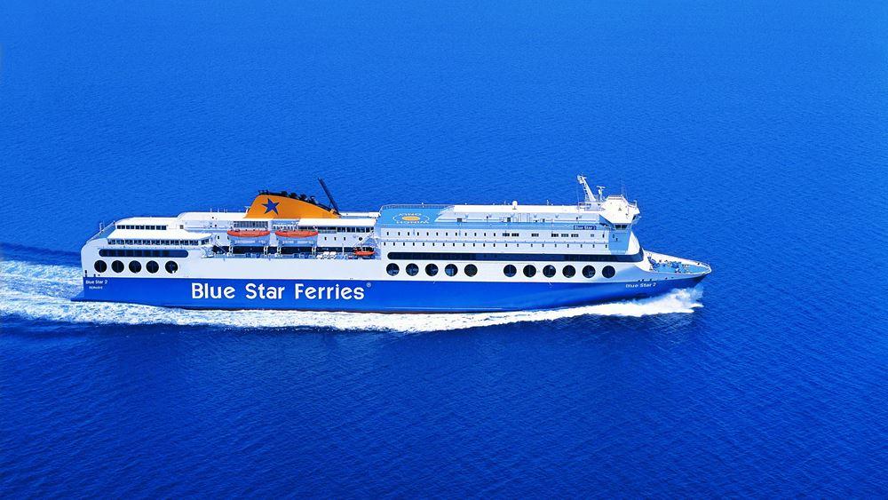 Πρόσκρουση πλοίου στο λιμάνι του Αγ.Κηρύκου