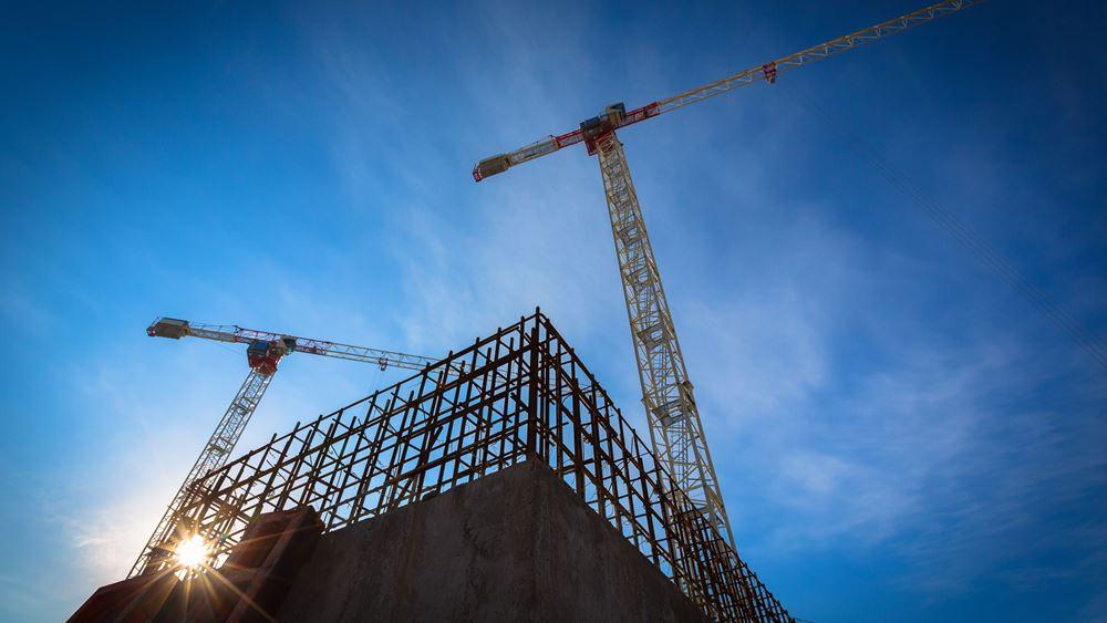 Βρετανία: Επιβραδύνθηκε ο ΡΜΙ κατασκευών τον Οκτώβριο