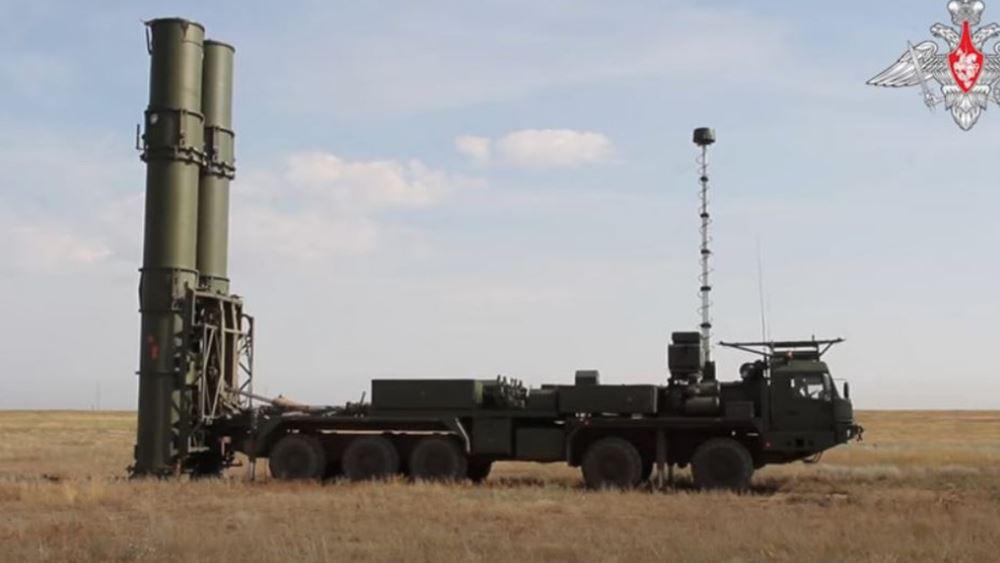 S-500: Βίντεο με τη δοκιμή του νέου ρωσικού αντιπυραυλικού συστήματος