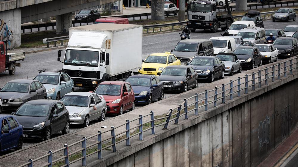 Έξοδος των Αθηναίων: Περισσότερα από 38.000 οχήματα πέρασαν τα διόδια Ελευσίνας και Αφιδνών