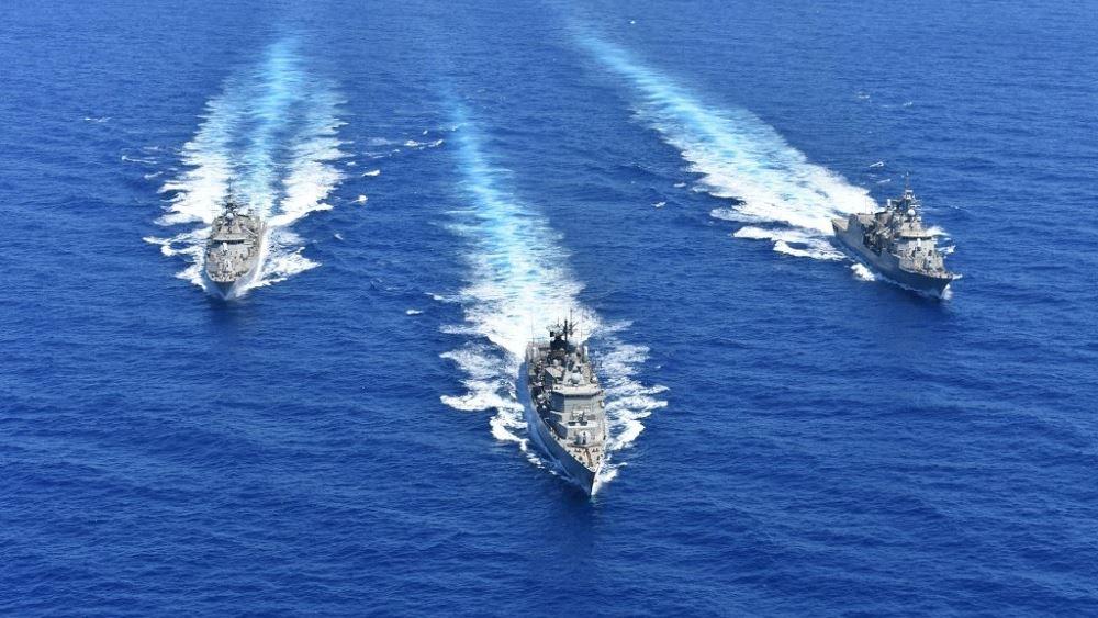 Η Ελλάδα πρέπει να αναβαθμίσει το ναυτικό της για να συμβαδίσει με την Τουρκία