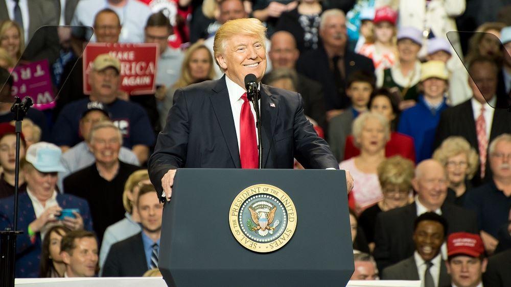 Ο Τραμπ θα αποδεχτεί το προεδρικό χρίσμα των Ρεπουμπλικάνων εκτός της Βόρειας Καρολίνας