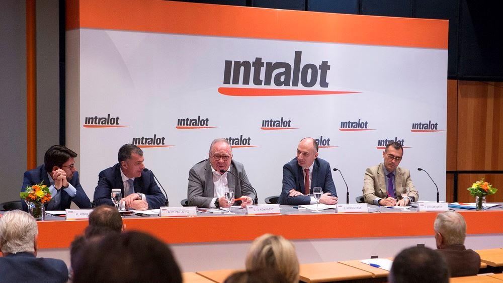 Intralot: Μειωμένα έσοδα και EBITDA για τη χρήση του 2018
