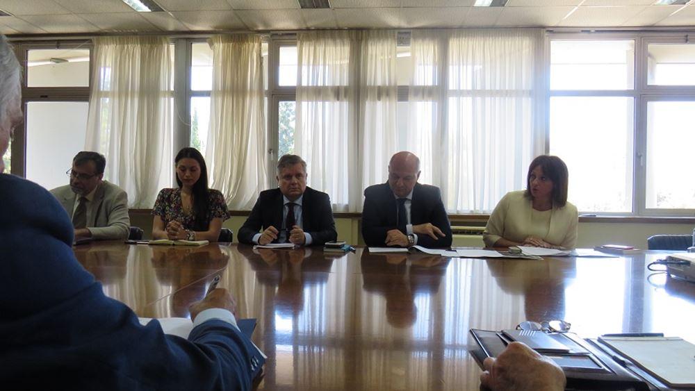 Ο Κ. Τσιάρας συνέστησε επιτροπή αναβάθμισης των Εταιρειών Προστασίας Ανηλίκων