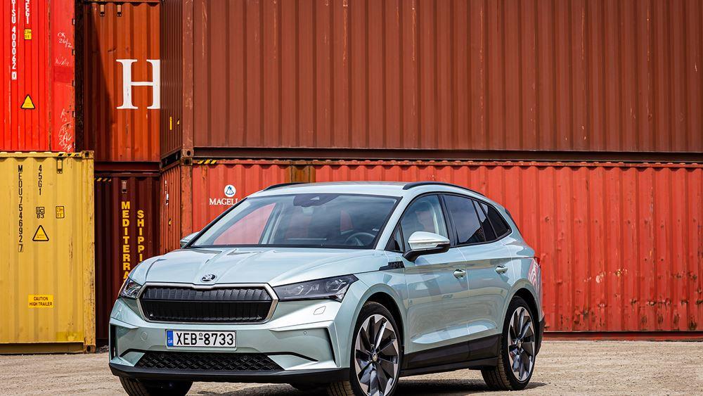 """Skoda: Επτά μοντέλα βραβεύονται ως """"Εταιρικά Αυτοκίνητα της Χρονιάς"""""""