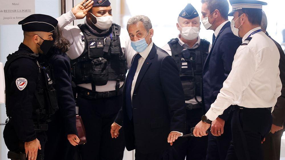 Γαλλία: Άρχισε η δίκη του Νικολά Σαρκοζί για τη λεγόμενη υπόθεση Bygmalion