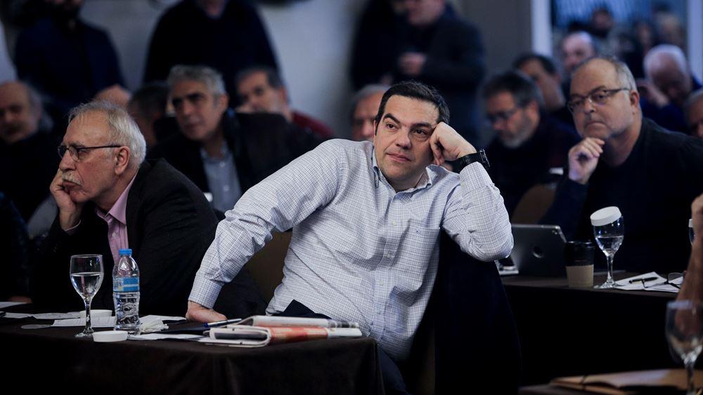"""Τσίπρας σε διαφωνούντες: """"Κομμένη η πλάκα!""""- Το παρασκήνιο της Κεντρικής Επιτροπής"""