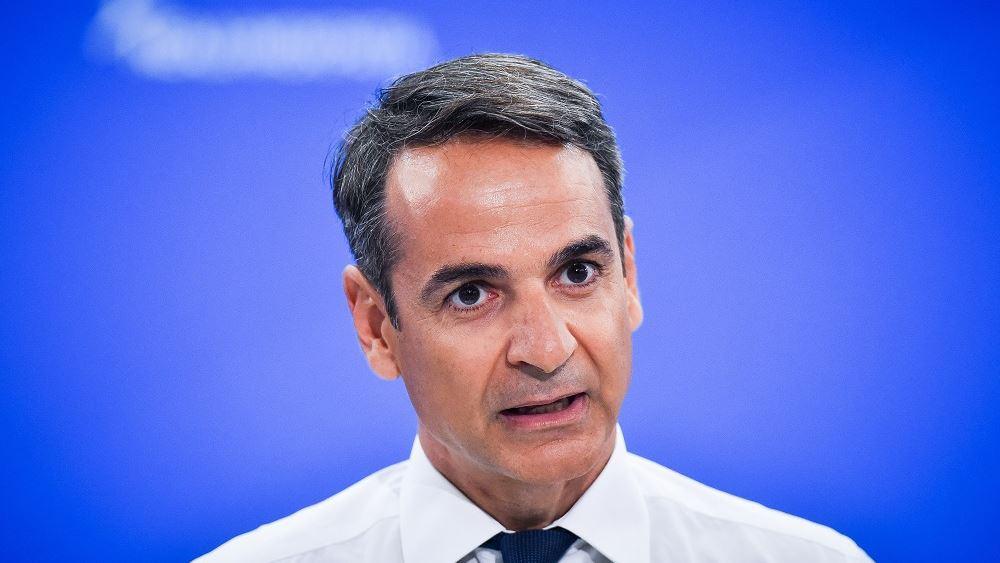 Κ. Μητσοτάκης: Εκλογές εδώ και τώρα. Είναι η μόνη καθαρή λύση