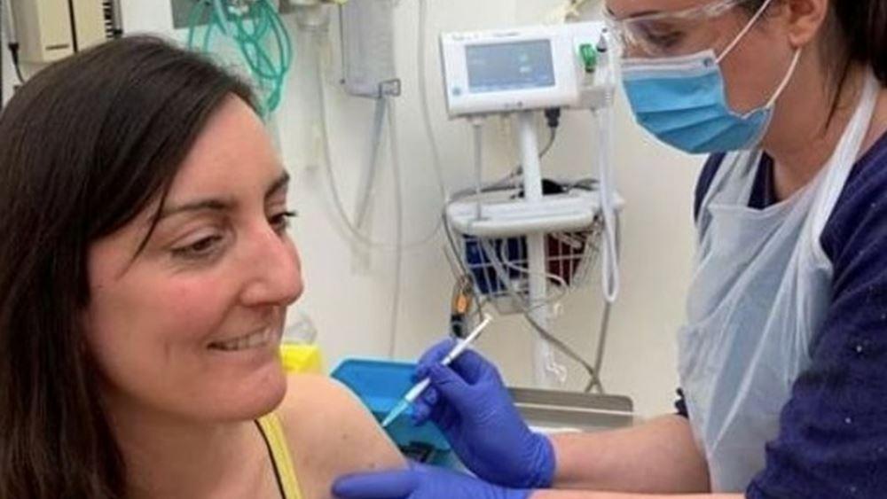 Μόσιαλος: Έγινε η πρώτη δοκιμή εμβολίου στην Ευρώπη