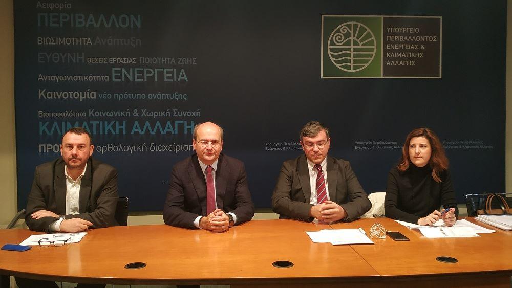 Κ. Χατζηδάκης: Δημοπράτηση 17 μονάδων επεξεργασίας απορριμμάτων εντός του 2020