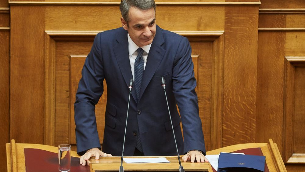 Mitsotakis: Most arrivals in Greece now are economic migrants, not refugees