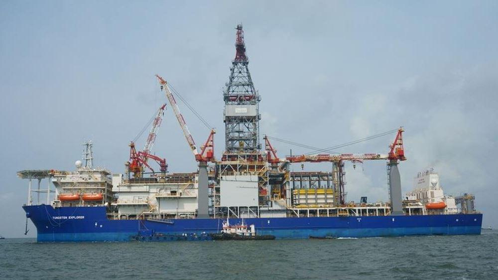 Έφτασε στην Ανατ. Μεσόγειο το γεωτρύπανο της TOTAL-ENI