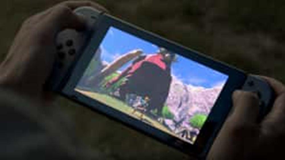 Nintendo: Ανακοίνωσε χαμηλότερες πωλήσεις της κονσόλας Switch