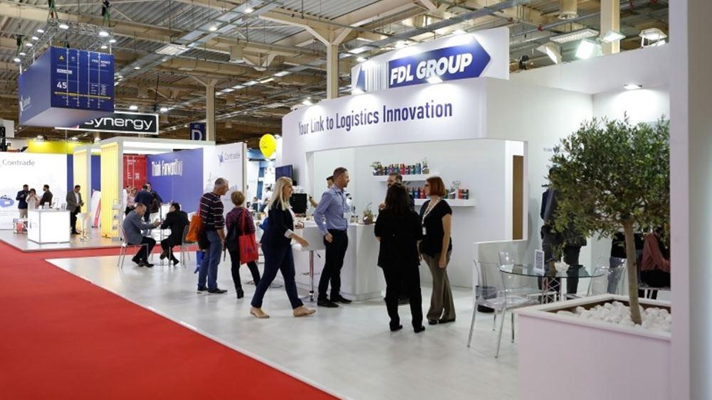 """Η FDL Group παρουσίασε τη νέα υπηρεσία """"Go Paperless"""" στην έκθεση Εφοδιαστική Αλυσίδα και Logistics"""
