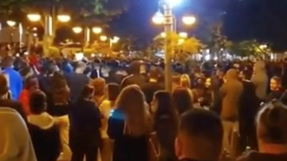 Κύπρος: Επεισόδια στη Λεμεσό λόγω των περιοριστικών μέτρων κατά του κορονοϊού