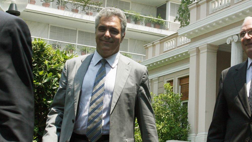 Το Συμβούλιο Επικρατείας τίμησε τον Αθανάσιο Ράντο - Θα διεκδικήσει τη θέση του Γενικού Εισαγγελέα της ΕΕ