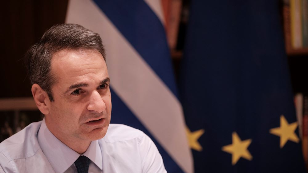 Κ. Μητσοτάκης στη SΖ: Στόχος να φτάσει ο τουρισμός φέτος τουλάχιστον στο 50% του επιπέδου του 2019