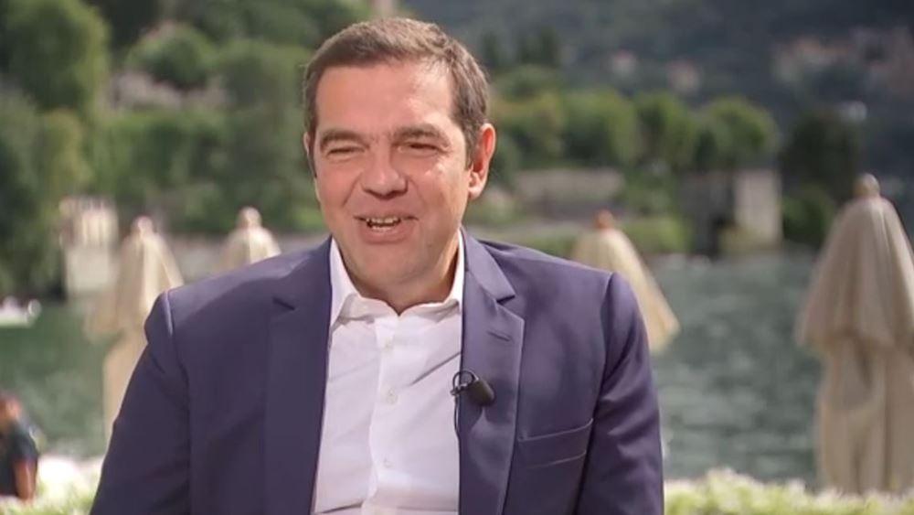 Τσίπρας σε Ε.Ε μέσω FT: Πάρτε γενναίες αποφάσεις για τα Βαλκάνια